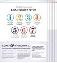 Picture of CRA Training Series: A 7-Volume CRA Self-Study Curriculum (2018)