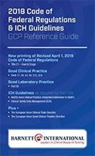 Picture of CFR/ICH GCP Reference Guide 2018