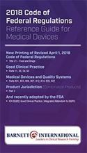 Picture of CFR/ICH GCP Reference Guide for Medical Devices 2018