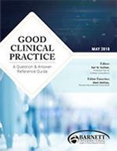 Picture of Good Clinical Practice: A Question & Answer Reference Guide 2018